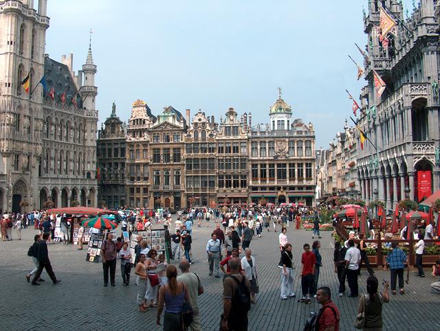 Bruxelles, capitala europeana a spionajului