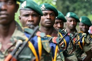 Romania a inarmat regimurile africane