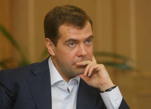 Parteneriatul estic il ingrijoreaza pe Dmitrii Medvedev