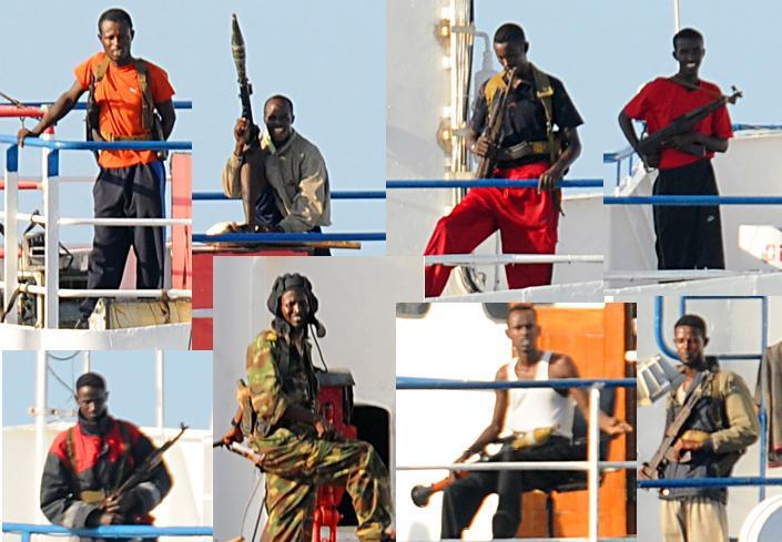 Piratii somalezi ameninta securitatea transporturilor maritime internationale