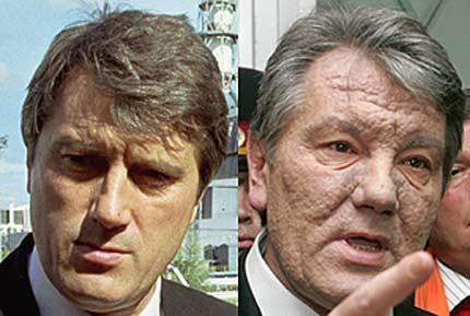 yushchenko poison
