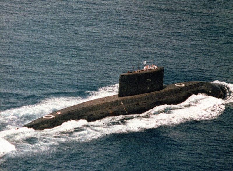 Submarinele iraniene se pregatesc de razboi cu marina SUA