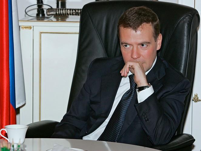 Presedintele rus Dmitrii Medvedev, ingrijorat de reyistenta musulmana din Caucaz