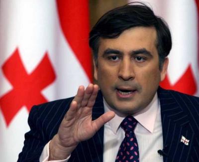 Liderul georgian deschide un nou front mediatic impotriva Rusiei