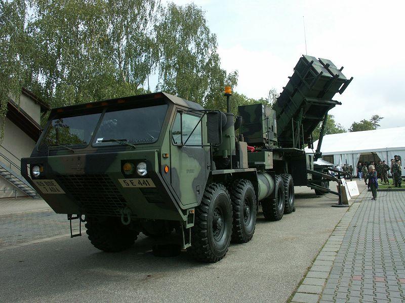 SUA pregatesc desfasurarea sistemelor Patriot in Ponia si Balcani