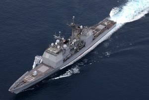 Navele militare ale SUA, pregatite de operatiuni in Marea Neagra