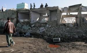 AFGHANISTAN KANDAHAR SUICIDE BOMB ATTACK