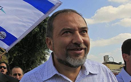 Avigdor Lieberman, considerat cel mai controversat ministru israelian