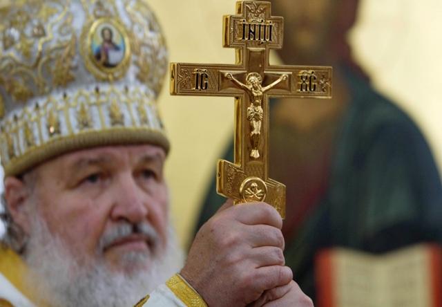 Patriarhul rus Kiril, gata de negocieri cu Patriarhia Ecumenica