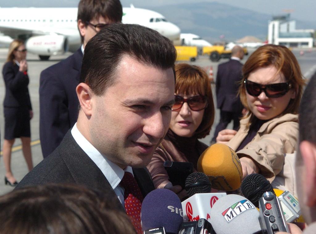 Premierul macedonean, gata de un compromis cu Atena