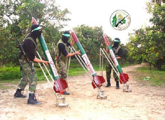 Rachetele sunt arma ofensiva preferata a Hamas si Hezbollah