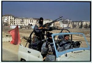 trupele federale ruse Cecenia