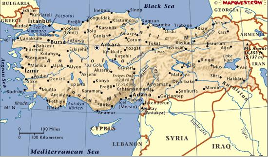Turcia suspenda regimul de vize pentru romani