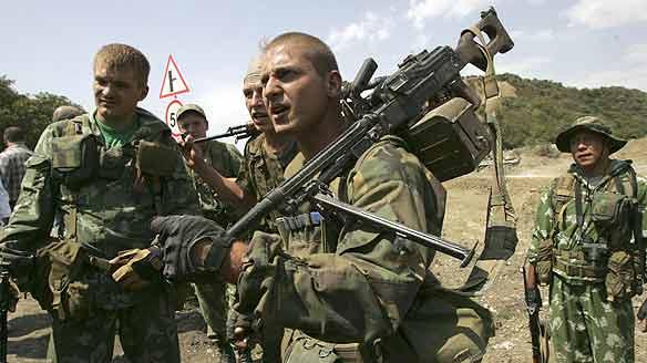 Armata rusa, epuizata de luptele cu insurgentii musulmani