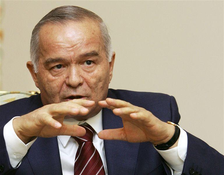 Presedintele uzbek, Islam Karimov, implicat in razboiul strategic din Asia Centrala