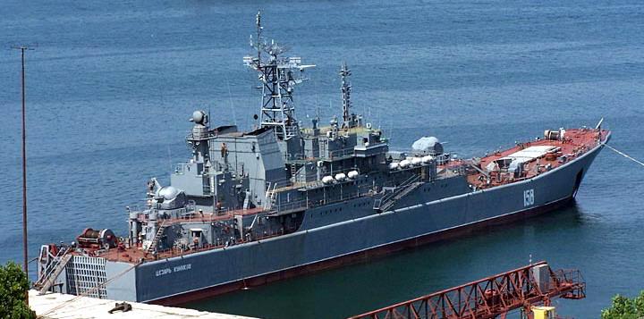 Flota militara rusa din Marea Neagra, mar al discordiei intre Kiev si Moscova