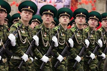 Soldatii rusi raman in Transnistria