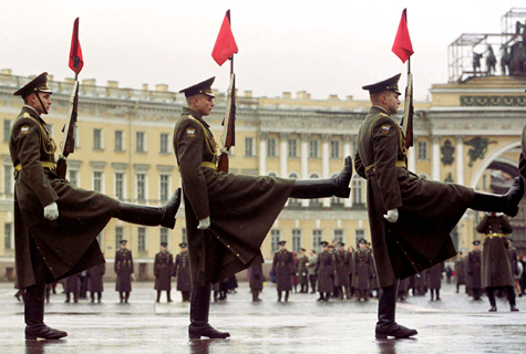 Kremlinul, pregatit de riposta