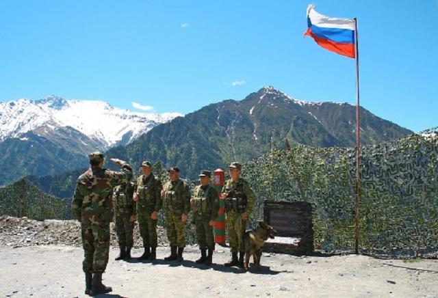 Federatia Rusa redeschide frontiera terestra cu Georgia