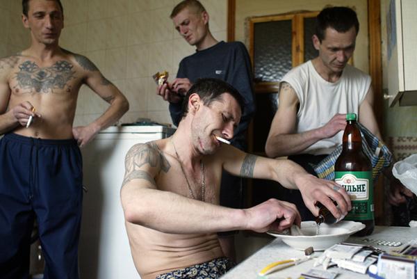 Numarul drogatilor din Rusia a crescut vertiginos