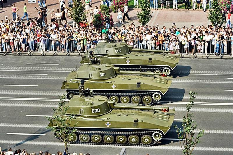 Armamentul ucrainean ameninta pacea mondiala