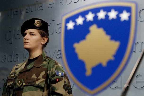 Fortele de securitate kosovare ameninta integritatea teritoriala a Serbiei