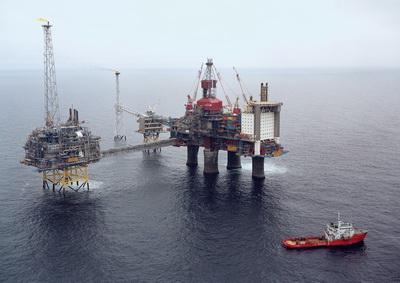 Companiile internationale, pregatite pentru exploatarea zacamintelor de gaz din Marea Neagra