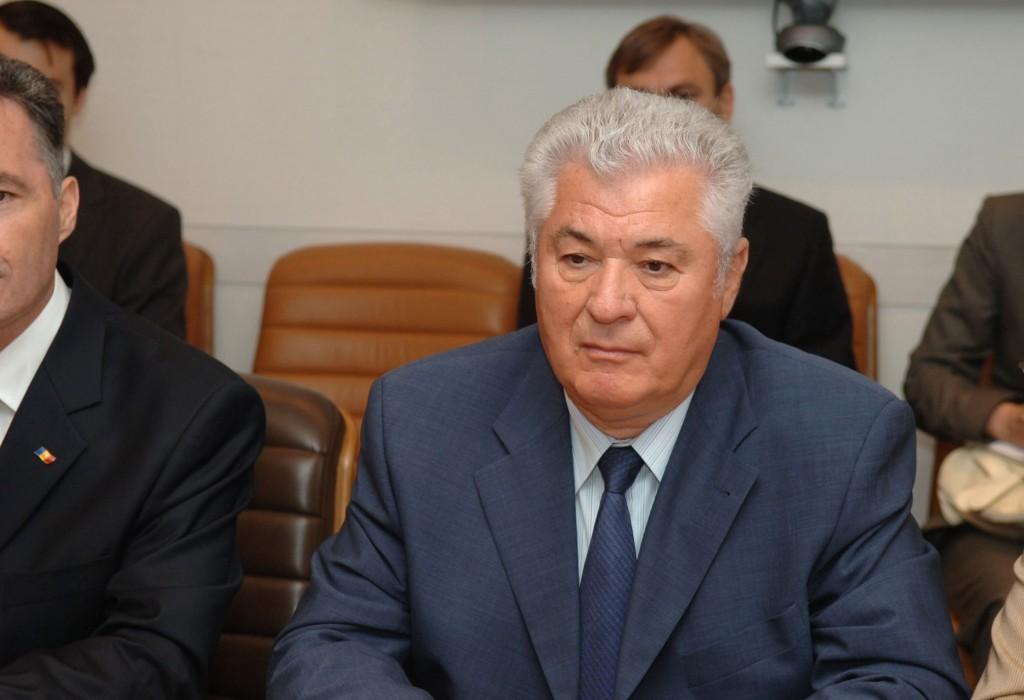 Liderul comunist Vladimir Voronin blocheaza reforma constitutionala din Republica Moldova