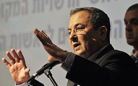 Ministrul israelian Ehud Barak prelungeste asediul Cisiordaniei