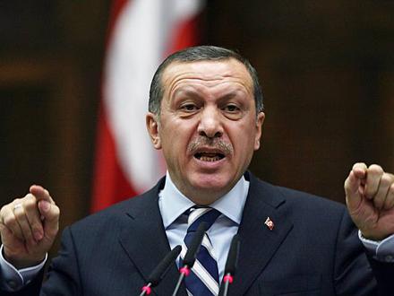 Premierul turc Recep Tayip Erdogan, suparat pe Suedia si SUA