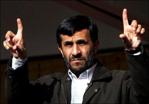 Programul nuclear al presedintelui iranian Ahmadinejad, vizat de declaratiile lui Basescu