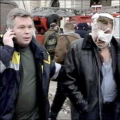 metroul moscovit, tinta strategica a insurgentei cecene