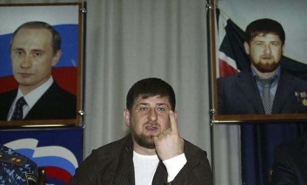 Liderul cecen pro-rus, Ramzan Kadyrov, tinta a insurgentei caucaziene
