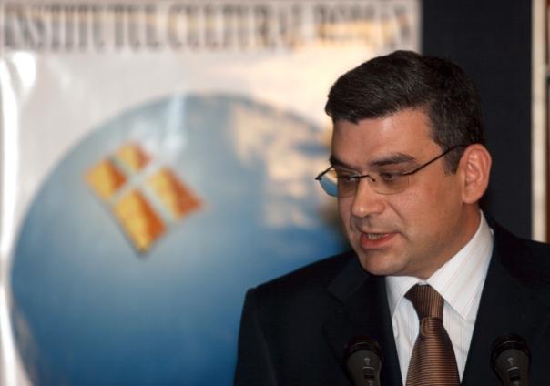 Ministrul roman de Externe, T.Baconschi, vrea sa relanseze relatiile cu Moscova