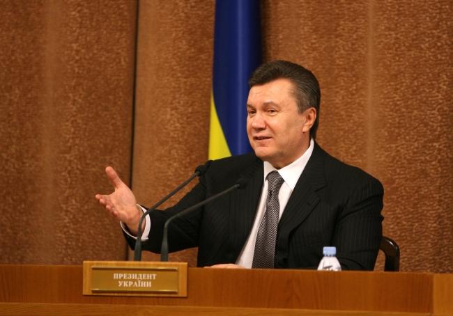 Presedintele ucrainean Viktor Ianukovici schimba strategia de politica externa a Kievului