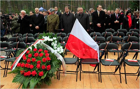 Tragedia de la Smolensk, comemorata la Chisinau