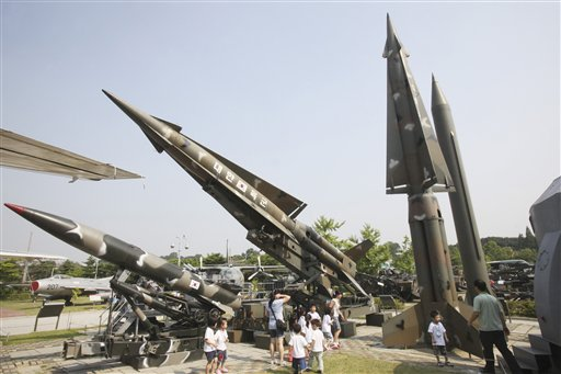 South Korea Koreas Nuclear