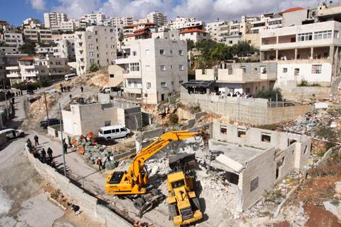 Colonizarile israeliene in Ierusalim, contestate de lumea araba