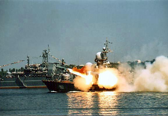 Flota rusa a Marii Negre, pregatita pentru modernizare