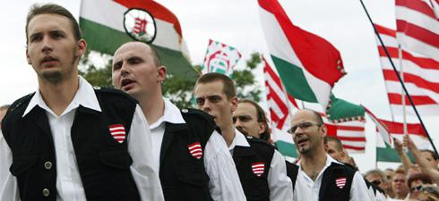 Partidul extremist Jobbik accede in Parlamentul de la Budapesta