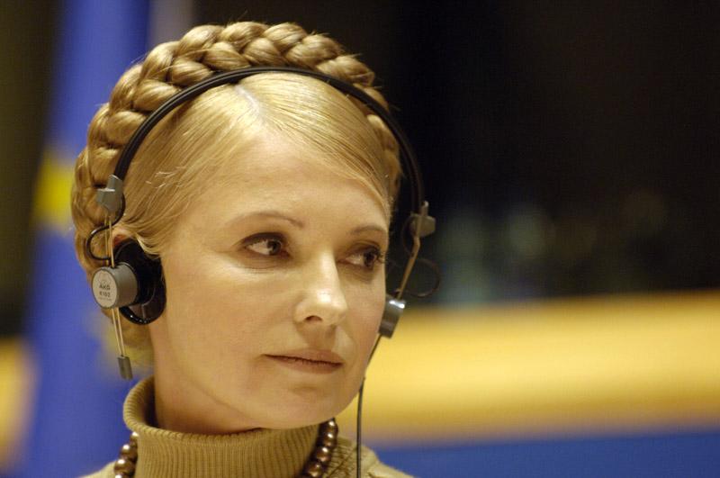 "Fostul premier Iulia Timosenko, invinsa ""constitutional"" de Viktor Ianukovici"