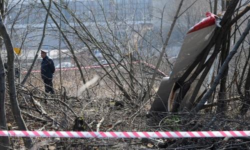 Catastrofa aeriana de la Smolensk dinamiteaza relatiile ruso-poloneze