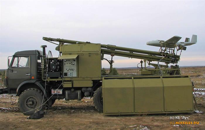 UCAV-urile de fabricatie rusa nemultumesc Kremlinul