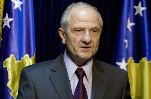 Presedintele kosovar Fatmir Sejdiu, liderul cruciadei diplomatice lansata de Pristina