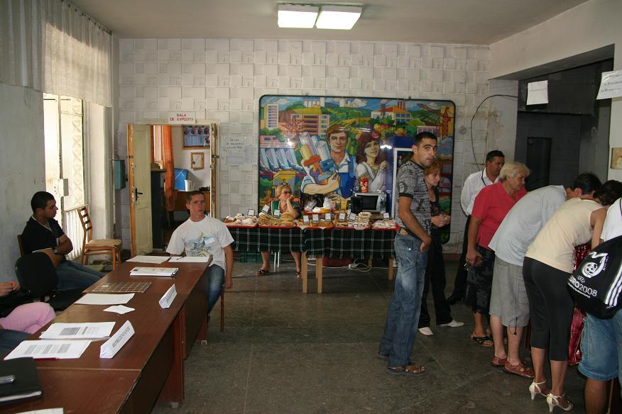 Saptamana trecuta a avut loc primul test electoral din acest an pentru partidele din R.Moldova