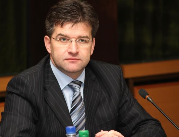 Ministrul slovac de Externe, Miroslav Lajcak, artizanul noii strategii de politica externa a Slovaciei