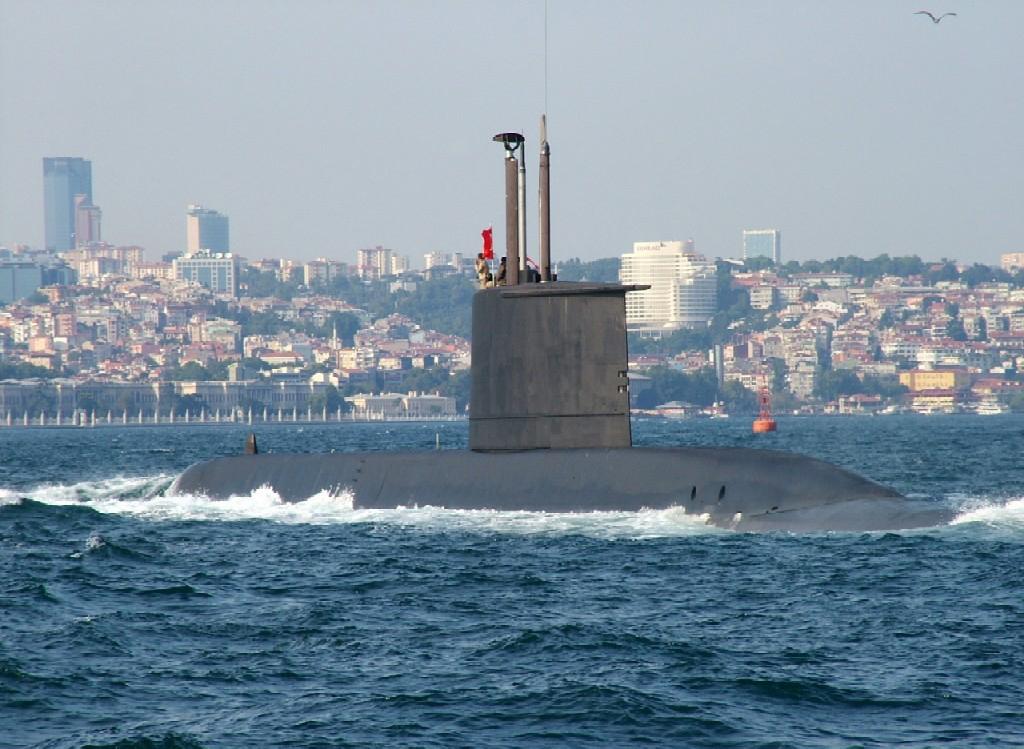 Marina turca se pregateste sa ia cu asalt Marea Neagra