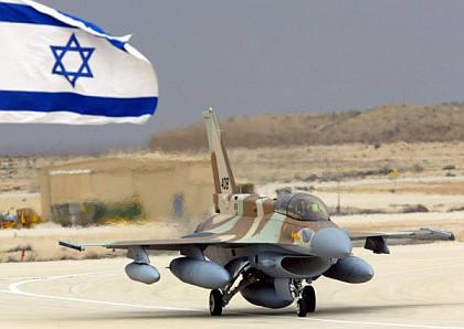 Aviatia militara israeliana a naruit visele nucleare ale Siriei