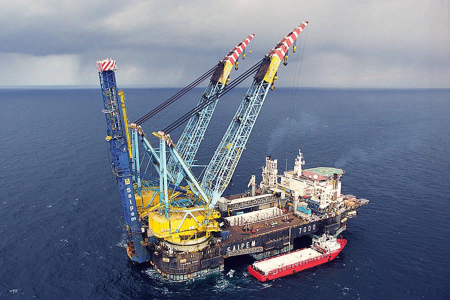Kievul relanseaza razboiul gazifer la Marea Neagra