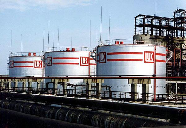 Lukoil, arma Kremlinului la Marea Caspica